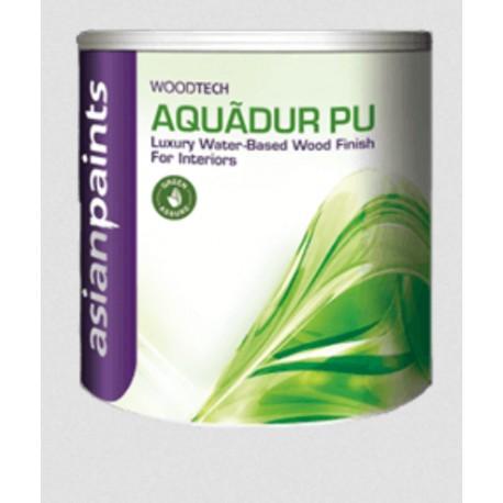 Aquadur Interior Water Based 1K PU Matt - Clear Top Coat 1Litre