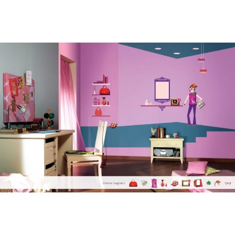 Style Villa - Kids World Stencil Kit