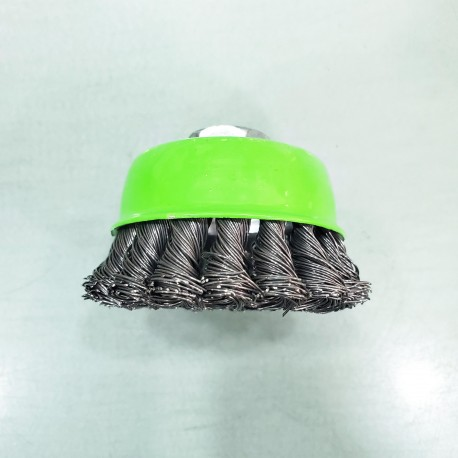 Johnson Cup Wire Brush - Twisted