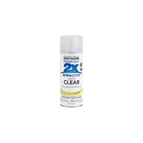 Rust-Oleum 2X Ultra Cover - Matte Clear 340g