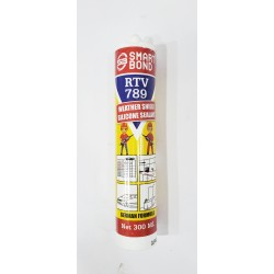 Smart Bond RTV 789 Clear Silicon Sealant 300ml