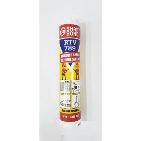 Smart Bond RTV 789 Clear Silicon Sealant 300ml