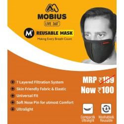Mobius M7 Reusable Mask
