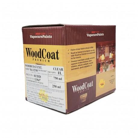 MRF Wood Coat Exterior Silky Matt 1L