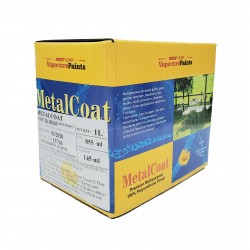 MRF Metal Coat Glossy Metallic 1L