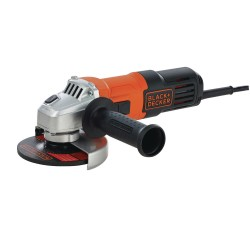 Black + Decker G650-IN 650W 100mm Small Angle Grinder