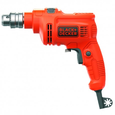 Black + Decker KR5010V-IN 10mm 550W F/R Impact Drill
