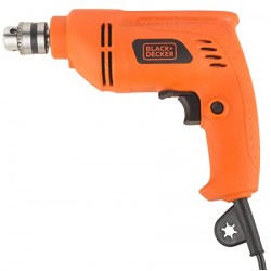 Black + Decker BD65RD-IN 6.5mm 400W F/R Drill