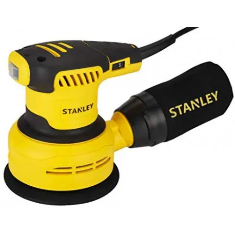 "Stanley SS30-IN 300W Random Orbital Sander 125mm (5"")"