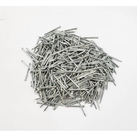 """Common Nails Galvanized 3/4""""x19G Headless 1Box (2.5Kg)"""