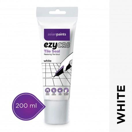ezyCR8 Tile Seal - White - 200ml