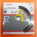 Bosch Stone Cutter Diamond Saw Continuous Rim 105mm - 4""