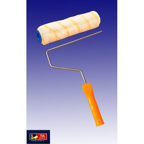 """Tia Neutron Yellow Stripe Roller 9"""""""
