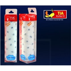 "Tia Mercury Micro Star Roller 9"" with Handle"