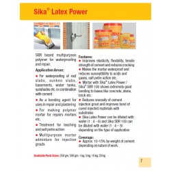 Sika Latex Power