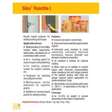 Sika Raintite I