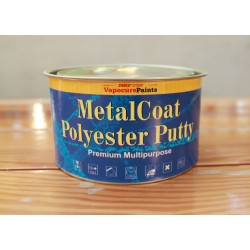 MRF Metal Coat Polyester Putty 1Kg