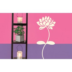 Serenity - Asian Paints Wall Fashion Stencil