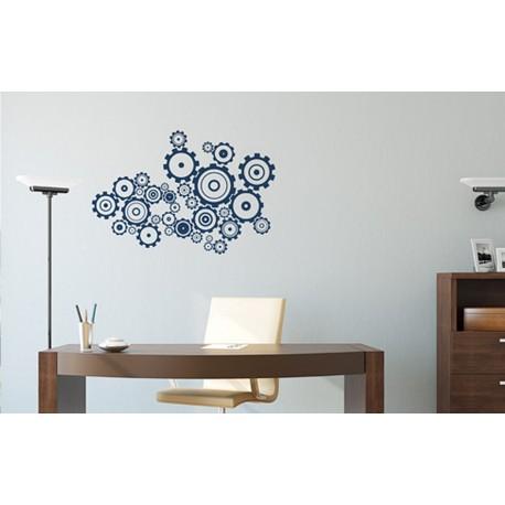 Mechatronics - Asian Paints Wall Fashion Stencil
