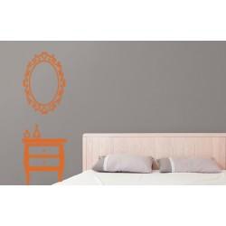 Reflection - Asian Paints Wall Fashion Stencil