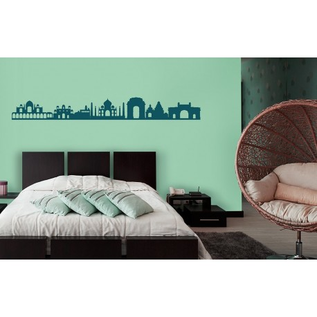 A Taste of India - Asian Paints Wall Fashion Stencil
