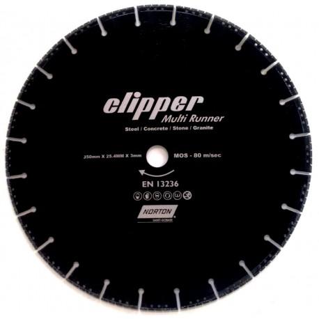 Norton Clipper Ø 350mm Multi Runner Blade
