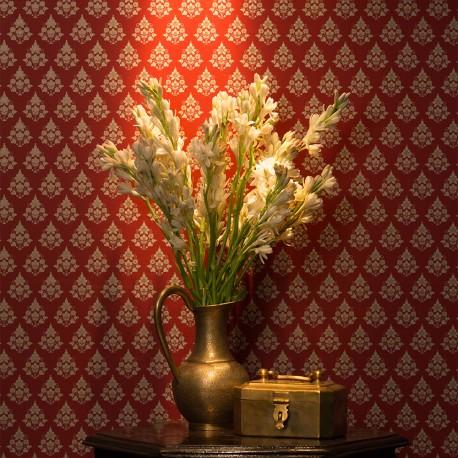 Nilaya Sabyasachi Wallpaper - Brocade