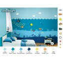 Kids Magnetic Wall Themes
